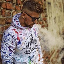 festival kleding hoodies